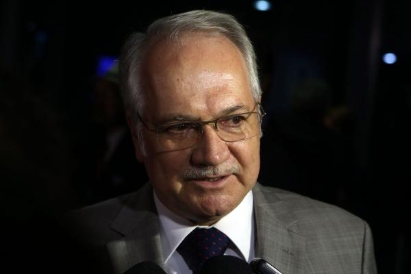 Luiz Edson Fachin, ministro do Supremo Tribunal Federal
