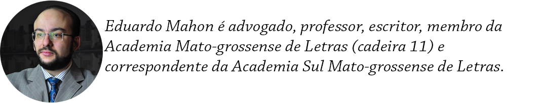 Assinatura Eduardo Mahon