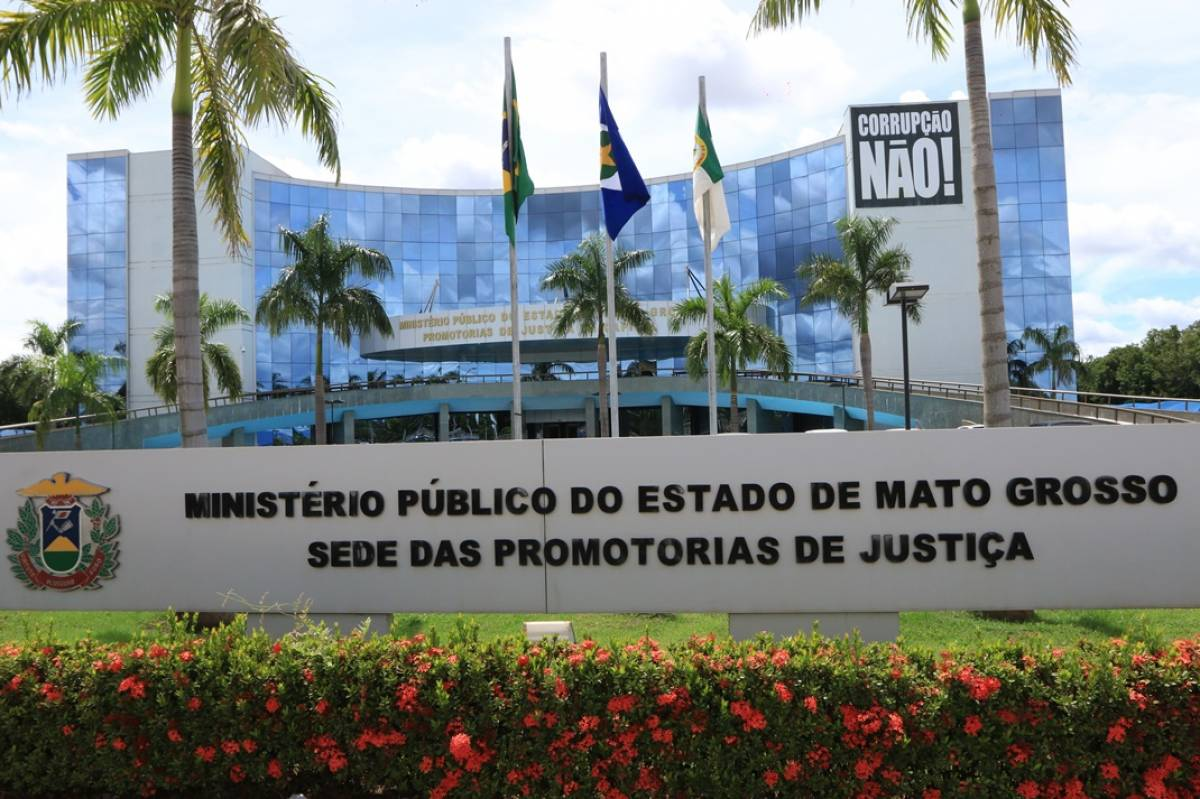 Fachada do Ministério Público do Estado