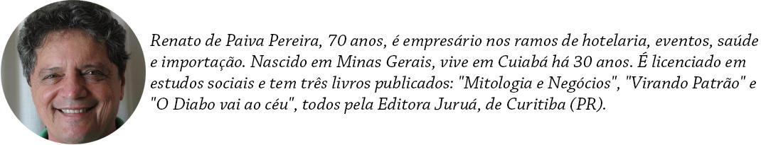 Assinatura Renato de Paiva