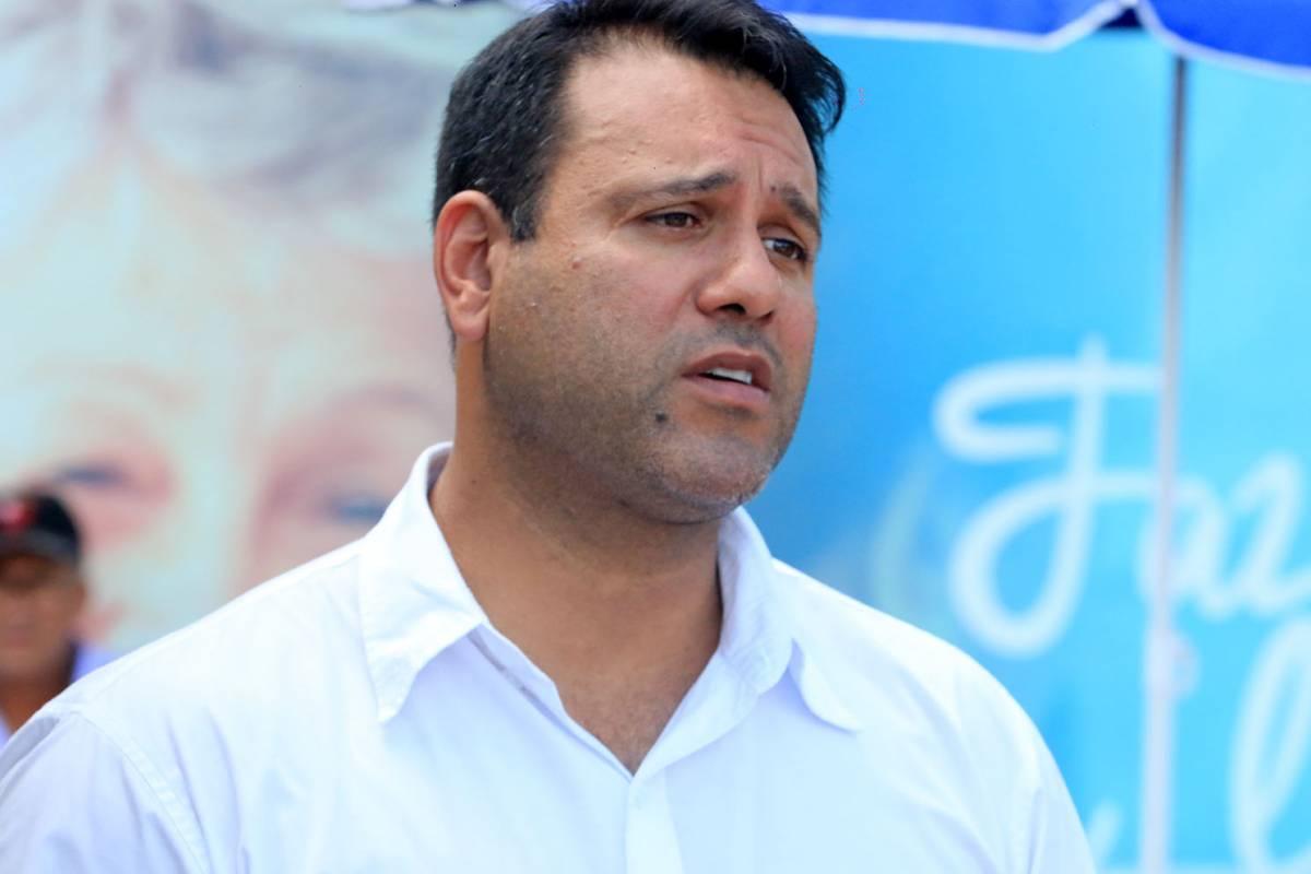 Secretário Adjunto de Inteligência, Gustavo Garcia