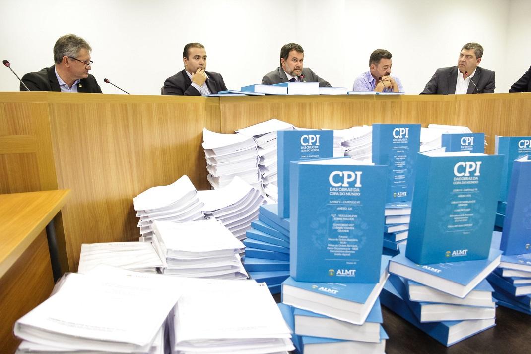 CPI Obras da Copa
