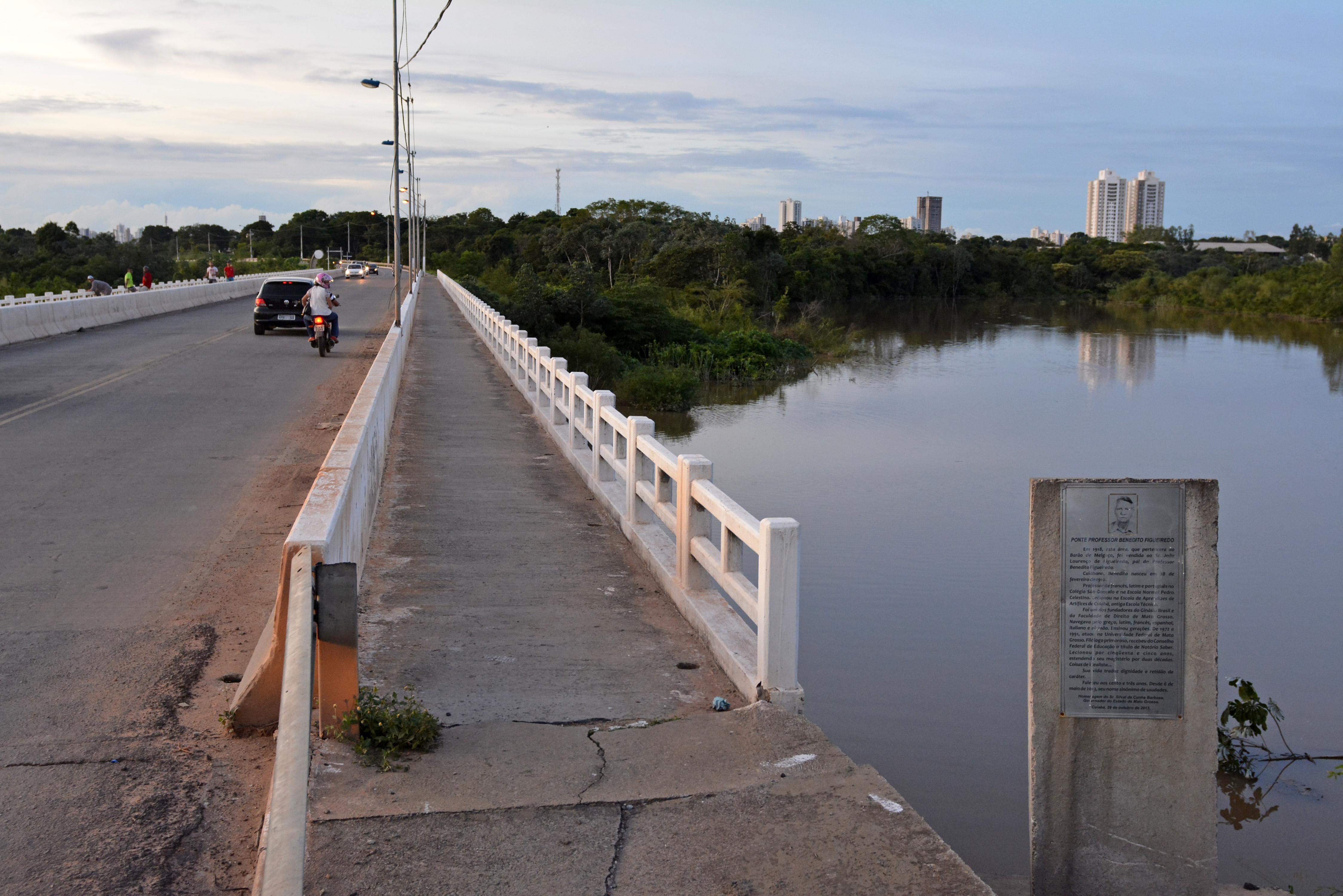 Prefeitura promete liberar tráfego em ponte no Coxipó em dez dias - O Livre