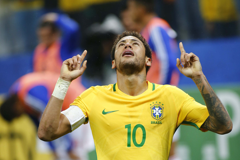 Brasil vence Paraguai