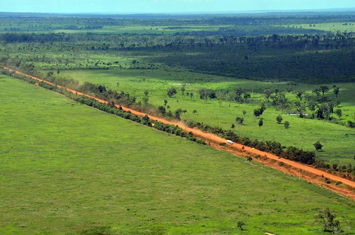 Terra indígena Marãiwatsédé
