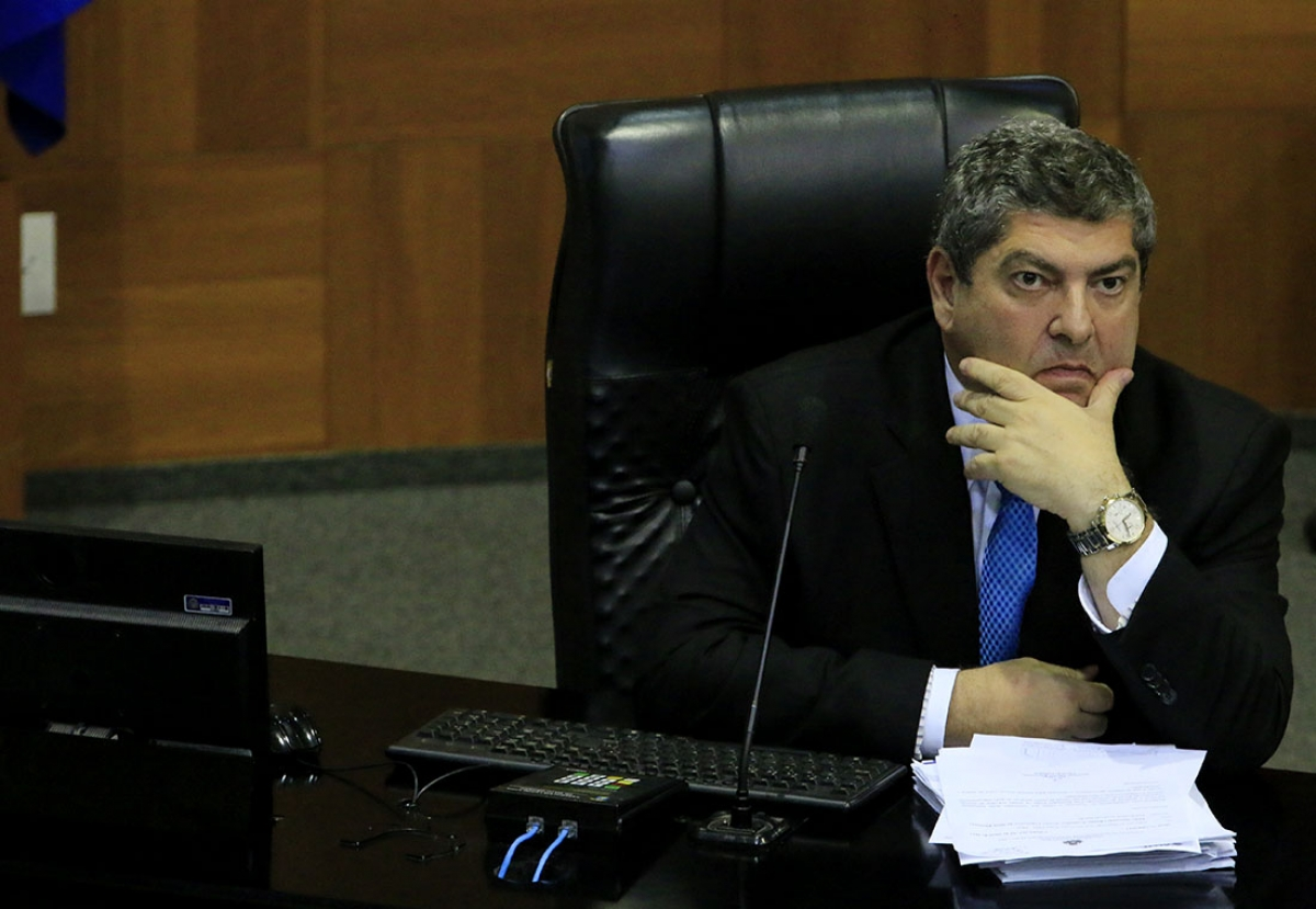 Guilherme Maluf  - Ednilson Aguiar/O Livre