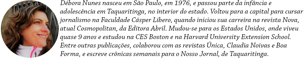 Assinatura Debora Nunes
