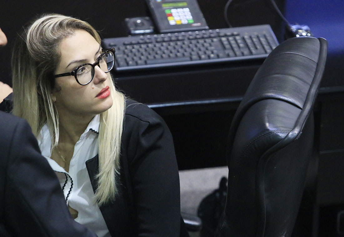 Dep Janaina Riva