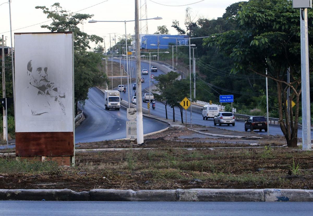 Avenida Arquimedes Pereira Lima ,Estrada do Moinho - Ednilson Aguiar/O Livre