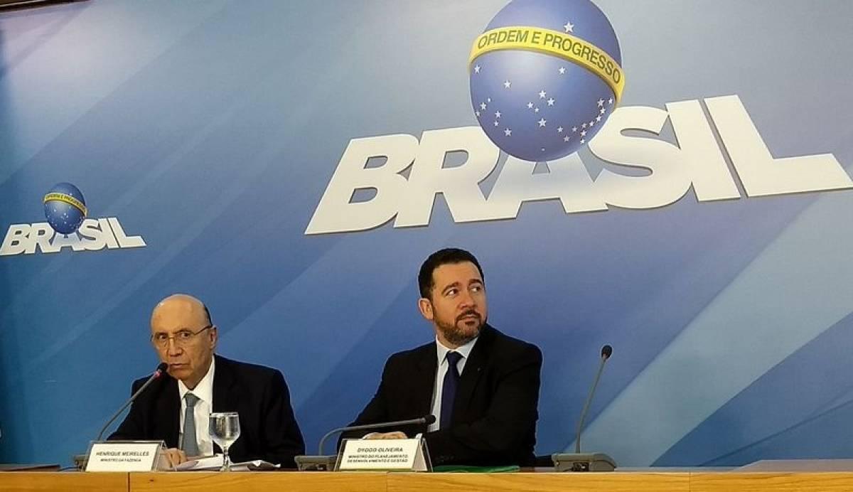 ministro Henrique Meireles