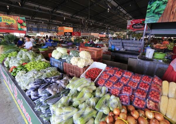 Mercado do Porto em Cuiabá