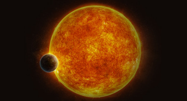 Super Terra LHS 1140