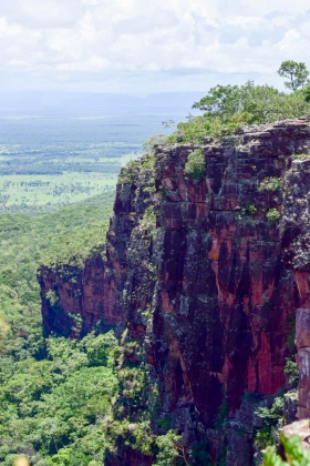 Cânion no Parque Estadual Serra de Ricardo Franco - Maria Angélica Oliveira