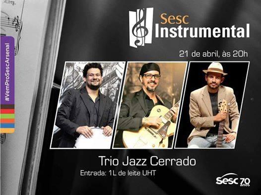 Trio Jazz Cerrado