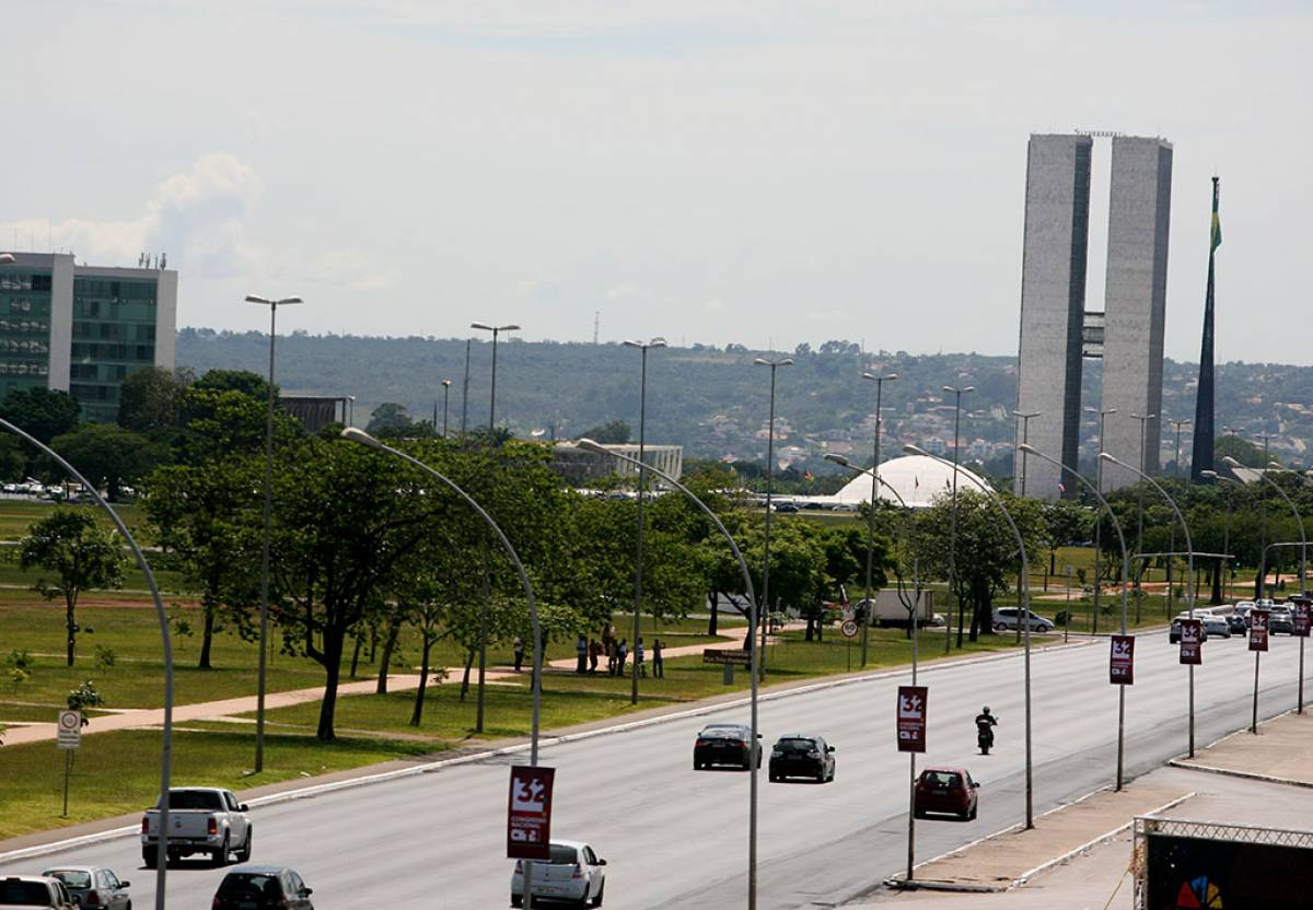 Brasília capital federal sede do governo