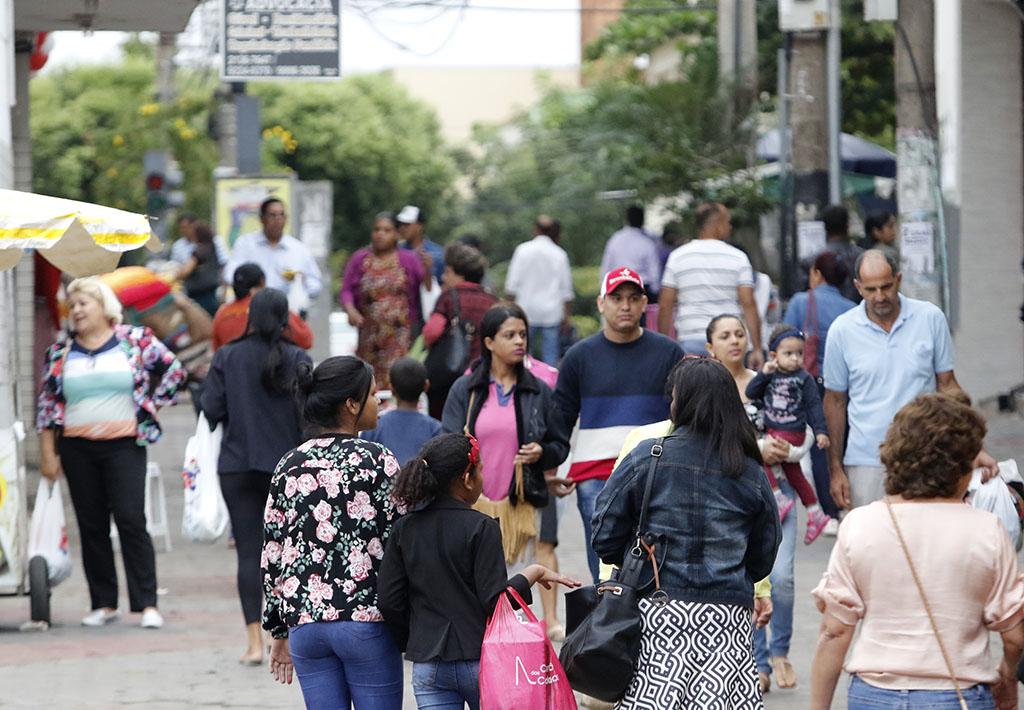 Mudança de clima em Cuiabá