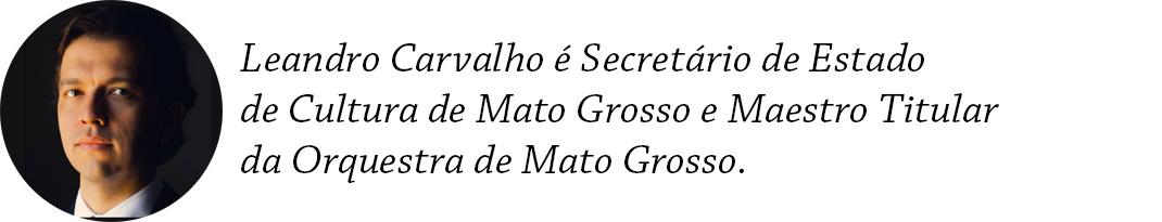 Assinatura Leandro Carvalho