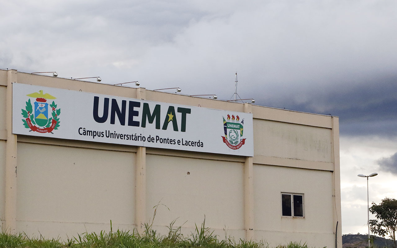UNEMAT Campus Universitário de Pontes e Lacerda