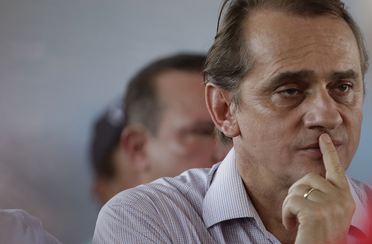Deputado Estadual Wilson Santos