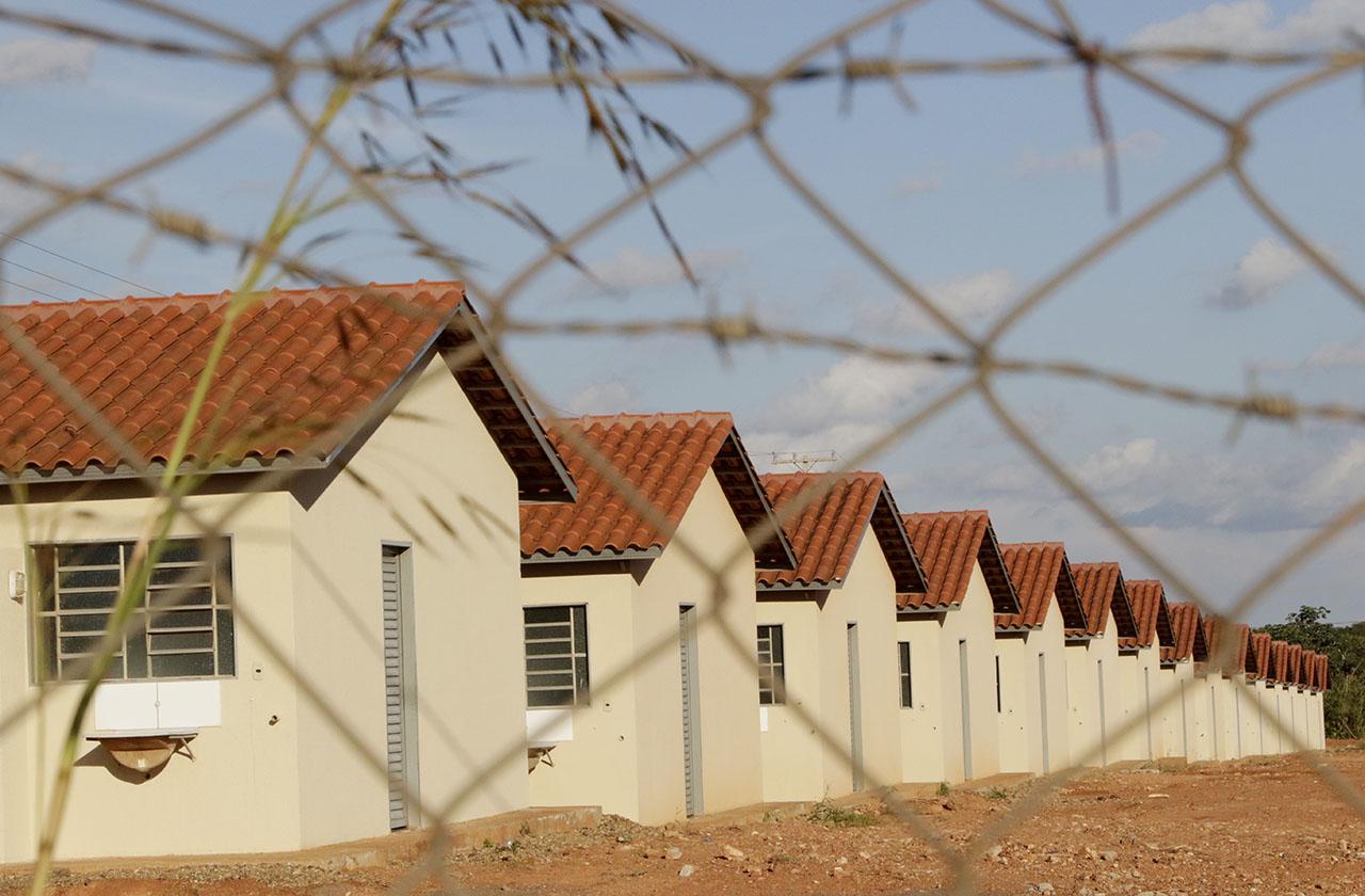 Residencial São Benedito, em Várzea Grande