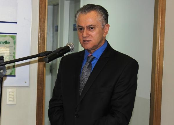 Orlando Perri desembargador