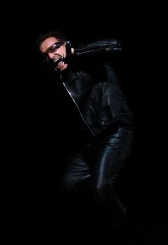 Bono Vox, vocalista do U2