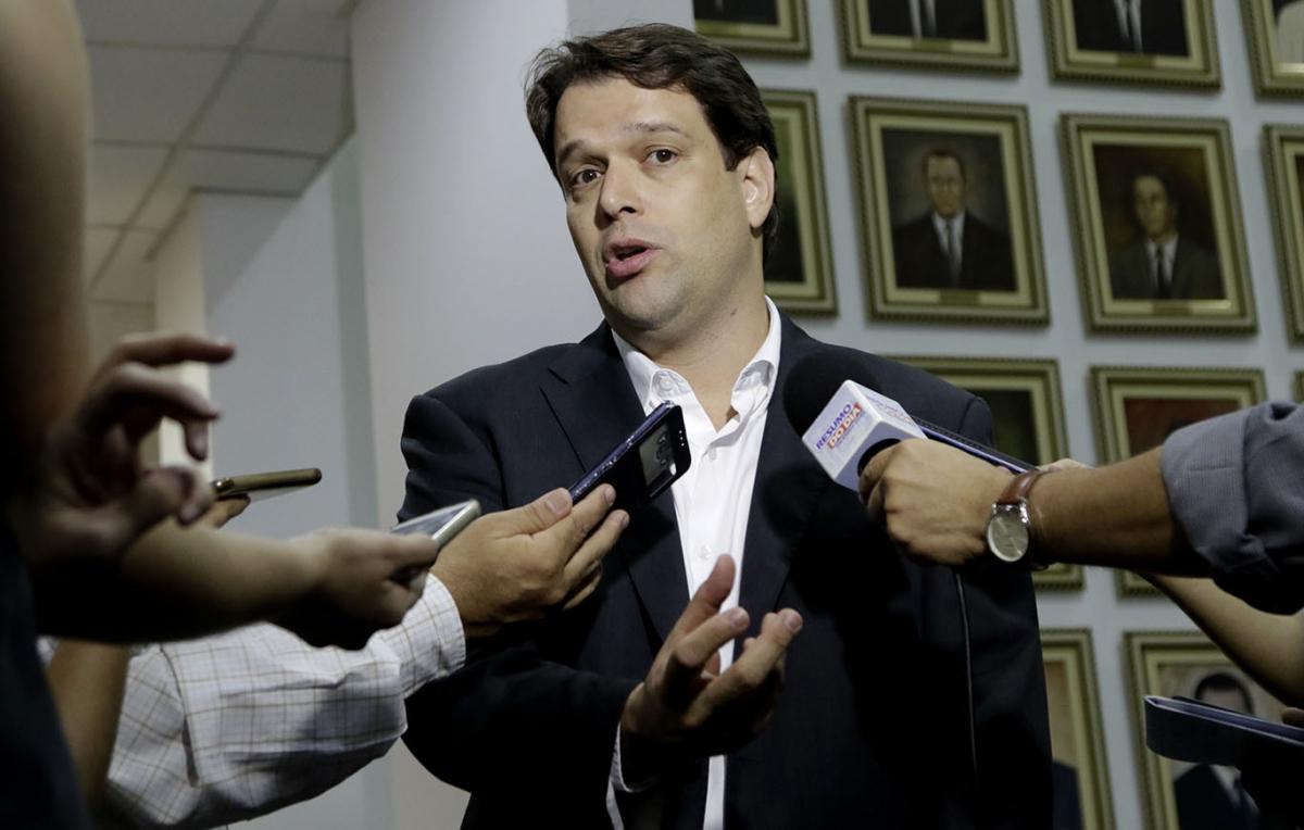 Gustavo Oliveira, Sefaz