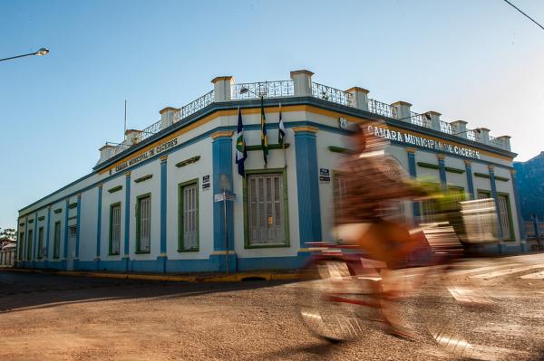 Câmara Municipal de Cáceres