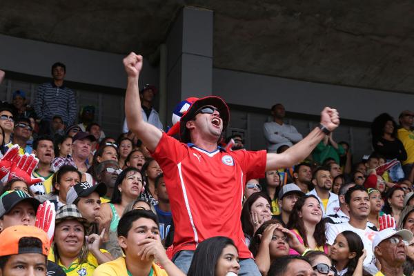 Copa do Mundo em Cuiabá