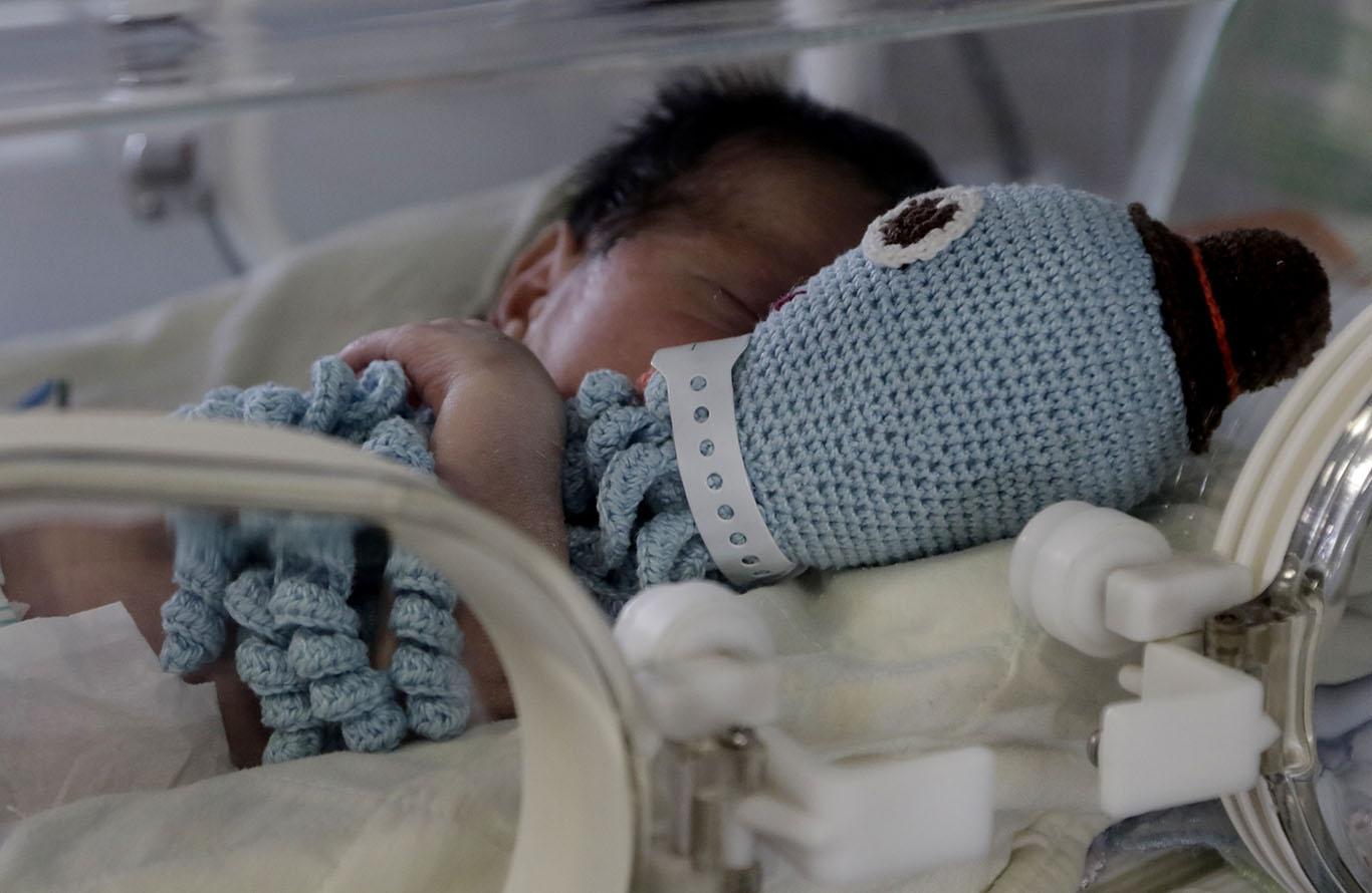 UTI Neonatal, polvo