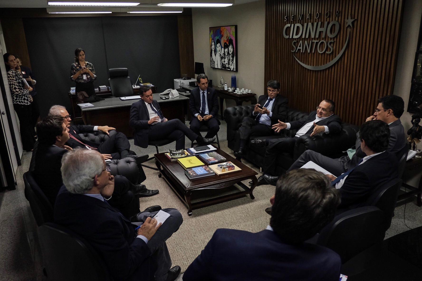 reunião em brasília taques