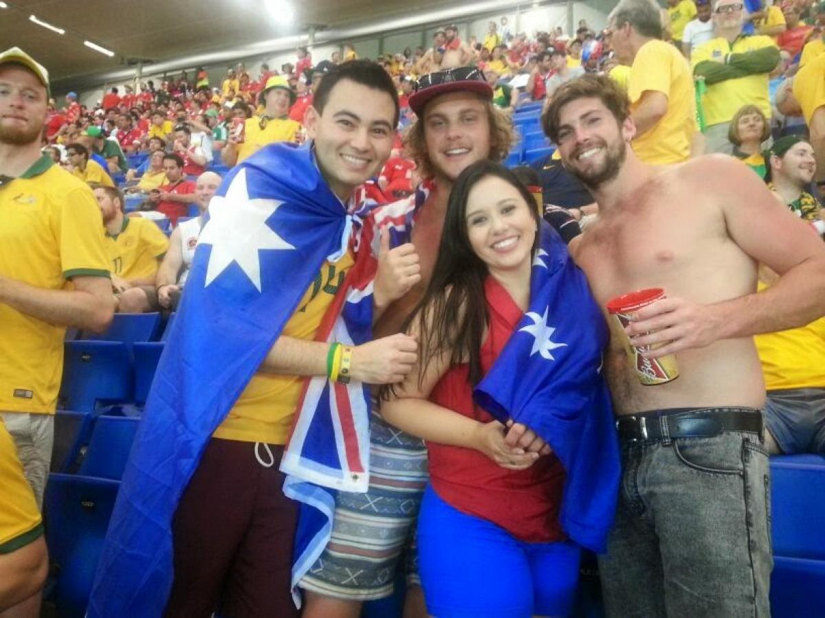 Amizades Copa do Mundo