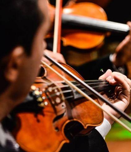Orquestra da UFMT se apresenta no Parque Das Águas