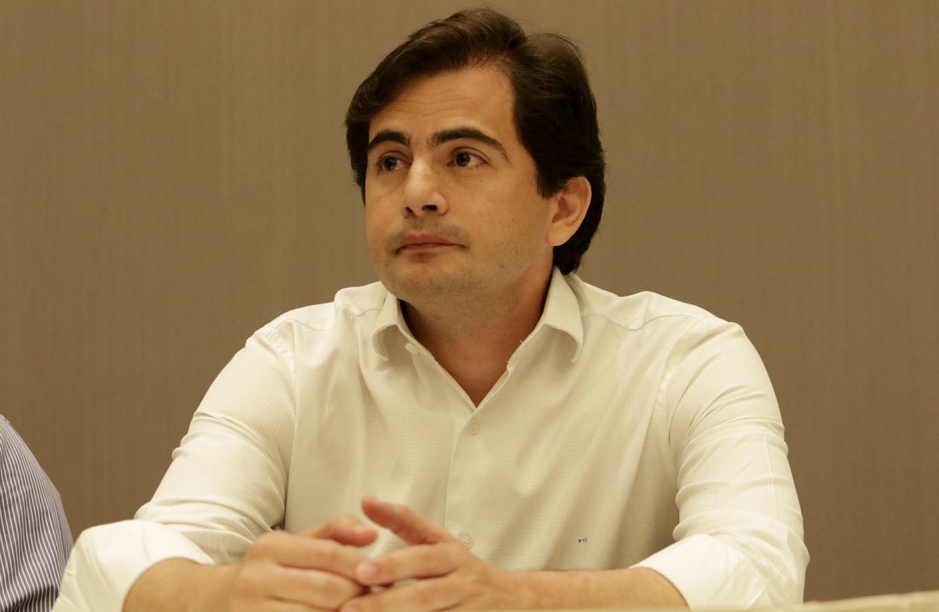 deputado federal Fábio Garcia