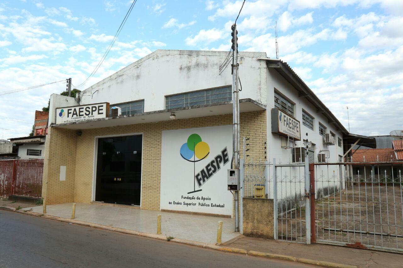 Sede da Faespe em Cáceres