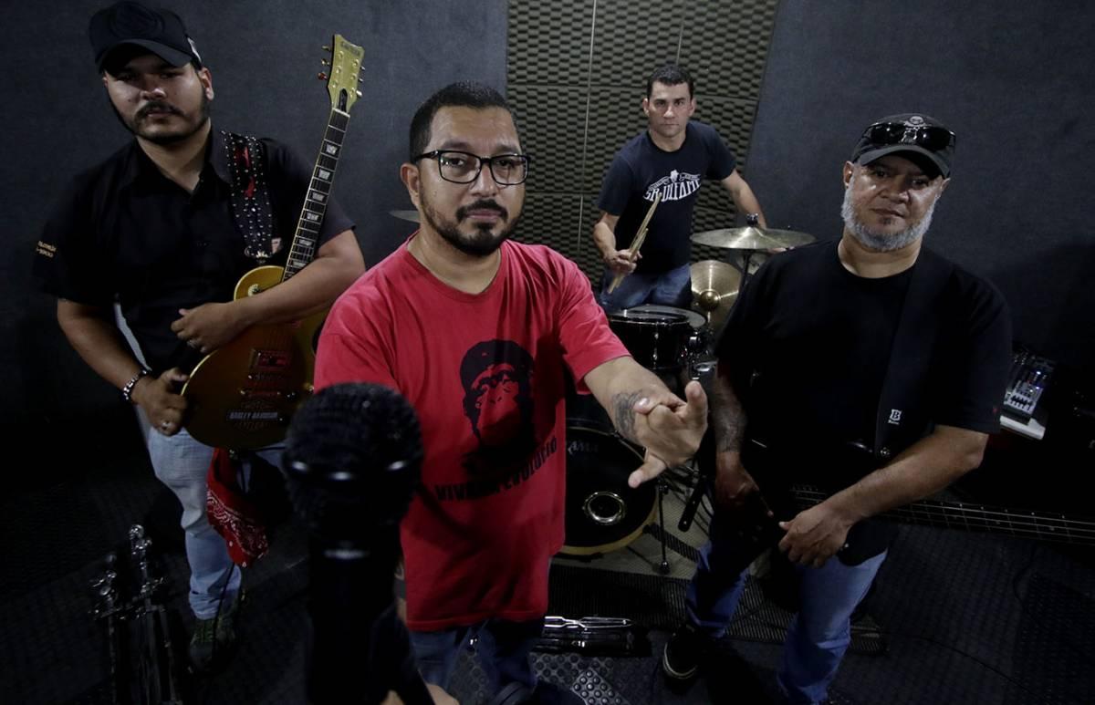 Dia Mundial do Rock - Ednilson Aguiar/O Livre