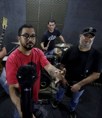 Em Cuiabá, rock n