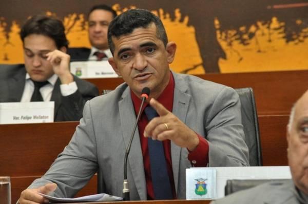 Vereador Elizeu Nascimento