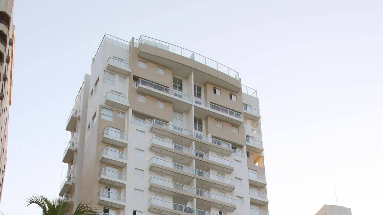 Edificio Solaris triplex guarujá