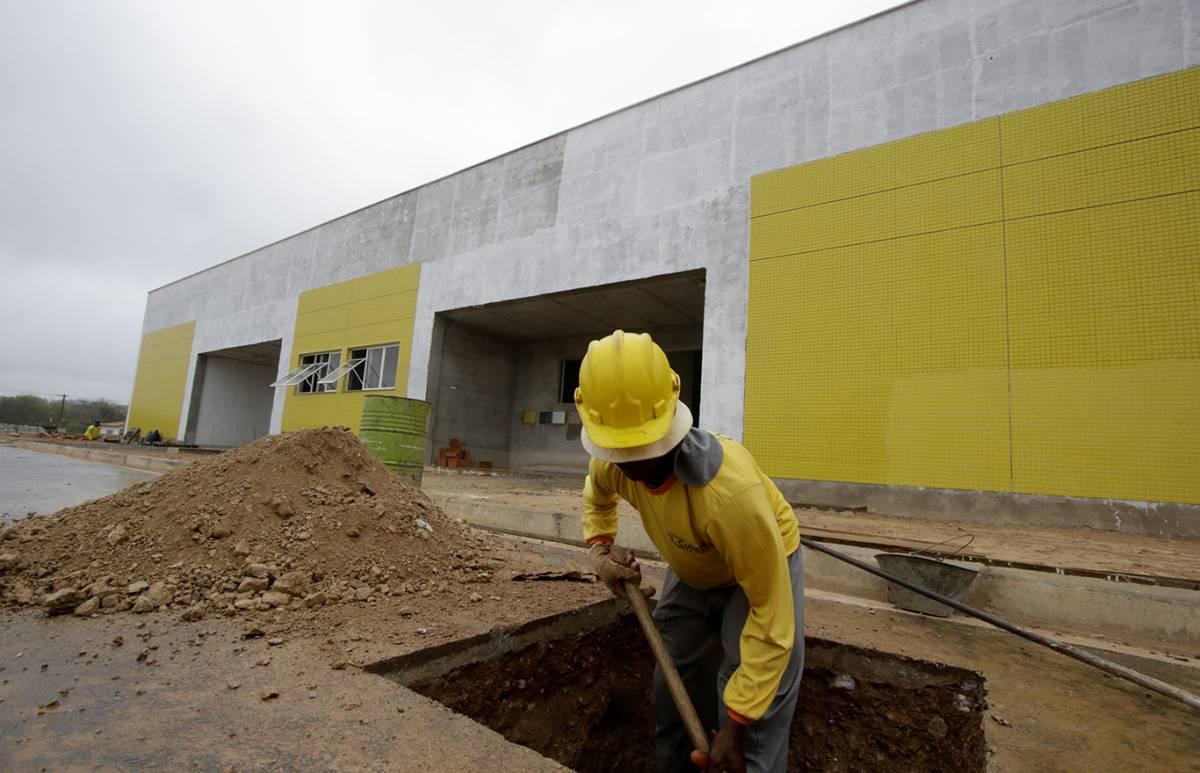 novo pronto-socorro de Cuiabá  - Ednilson Aguiar/O Livre