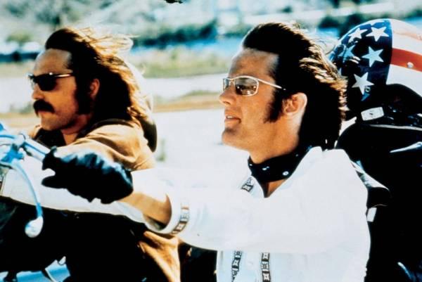 Filme Sem Destino, Easy Rider