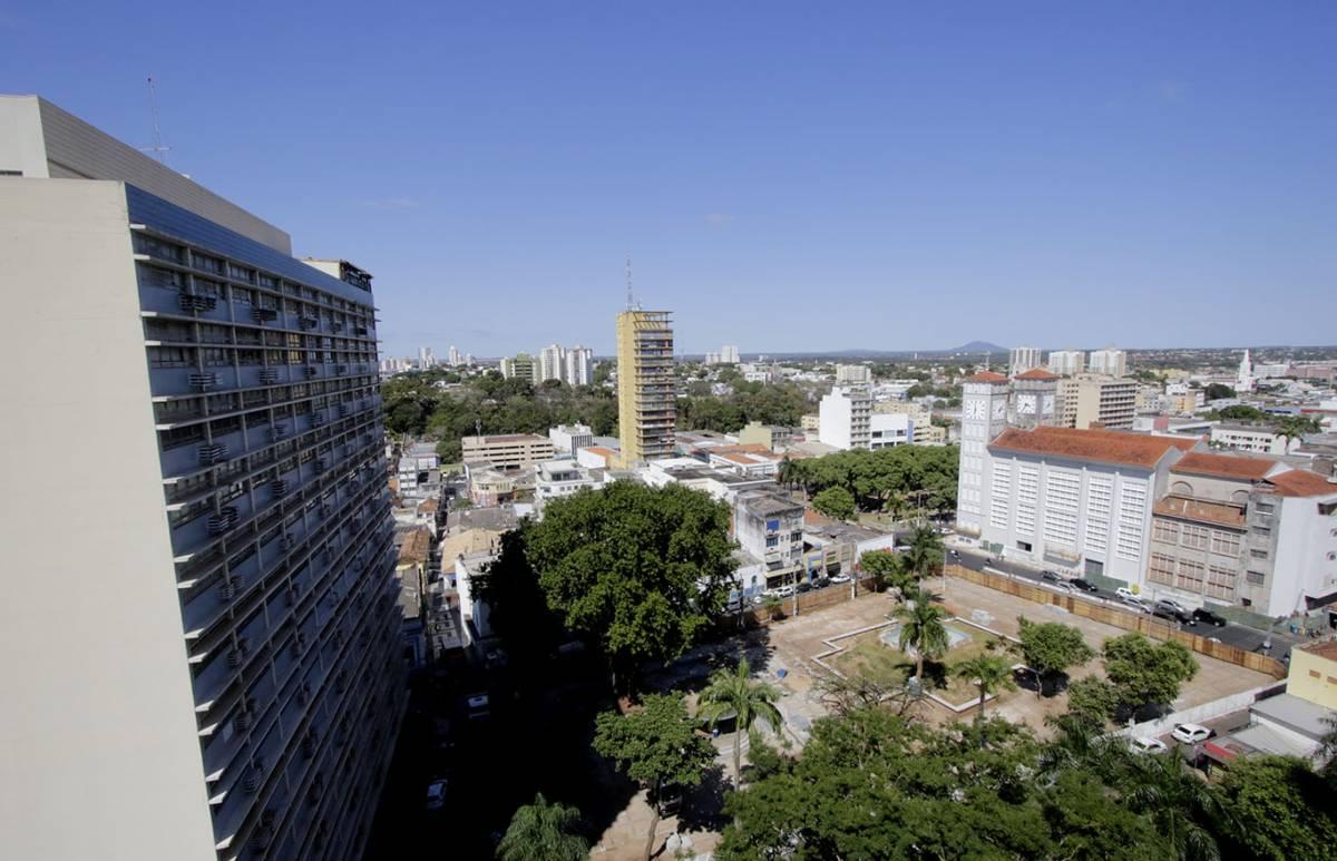 Cuiabá,centro