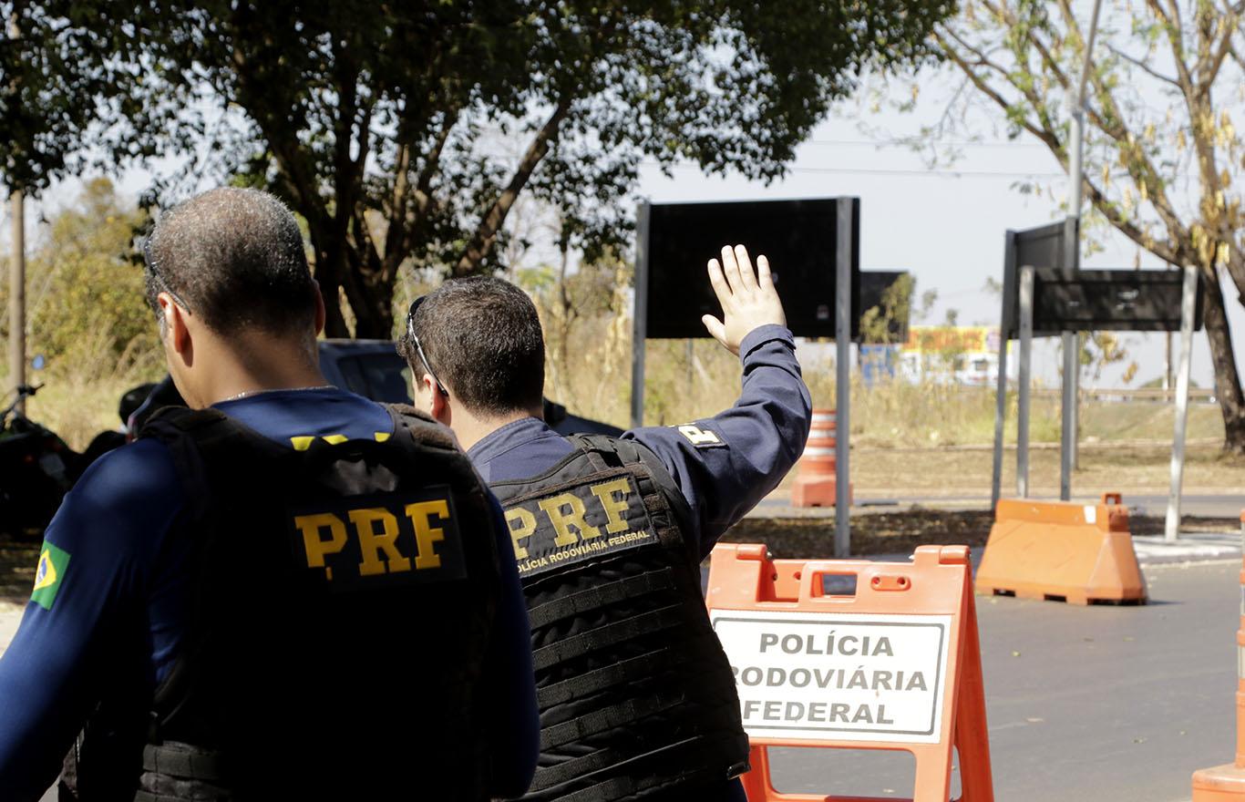 polícias Rodoviária Federal (PRF)