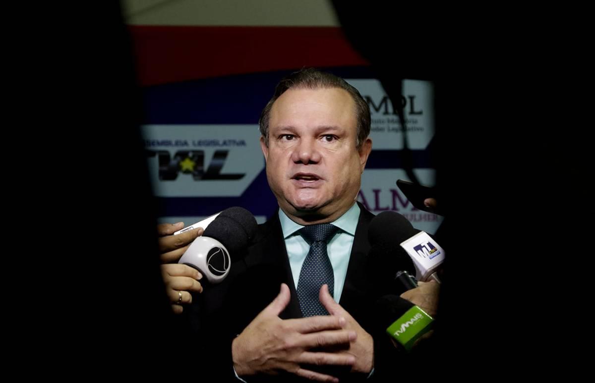 Senador Wellington Fagundes