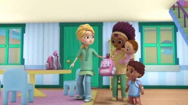 'Doutora Brinquedos' é apresentado no Brasil e EUA pela Disney Channel