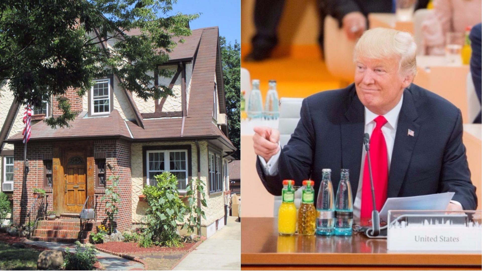 Casa do Trump no Airbnb