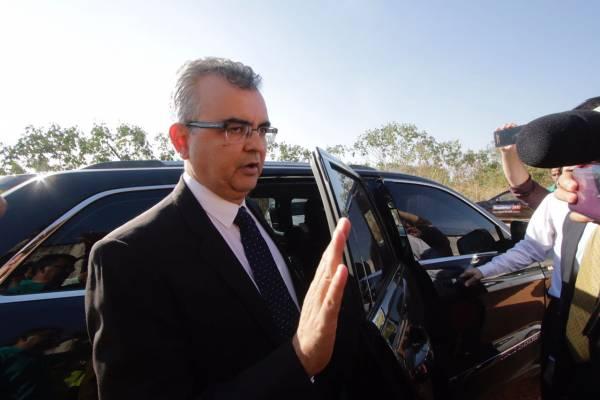 Paulo Taques deixa a prisão