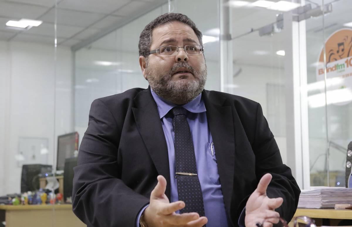 Vereador Justino Malheiro