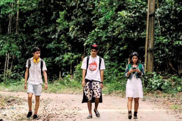 Gritos da Noite (AM) Sesc Amazônia das Artes