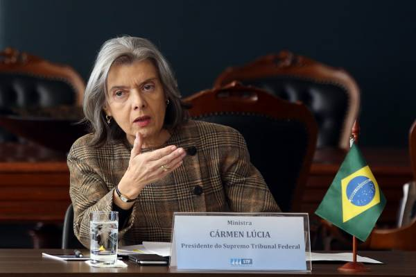Ministra Carmen Lúcia